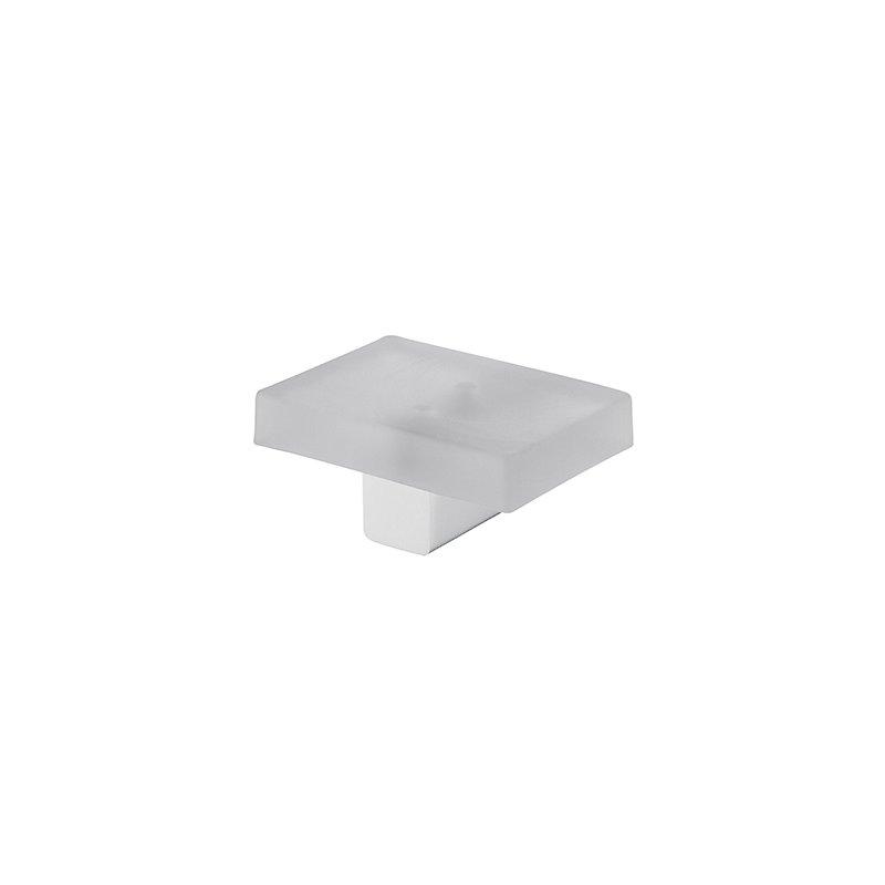 badserie frost seifenhalter schweres glas 27 50. Black Bedroom Furniture Sets. Home Design Ideas