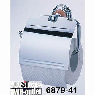 Badserie Old Wood - Toilettenpapierhalter mit Deckel